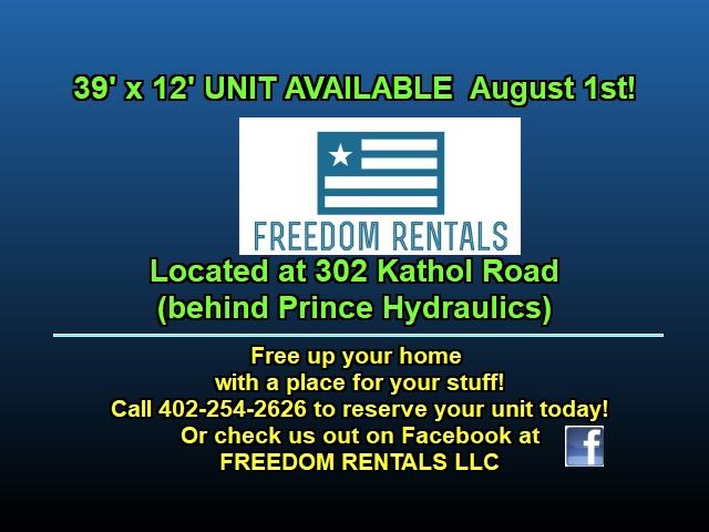Freedom Rentals