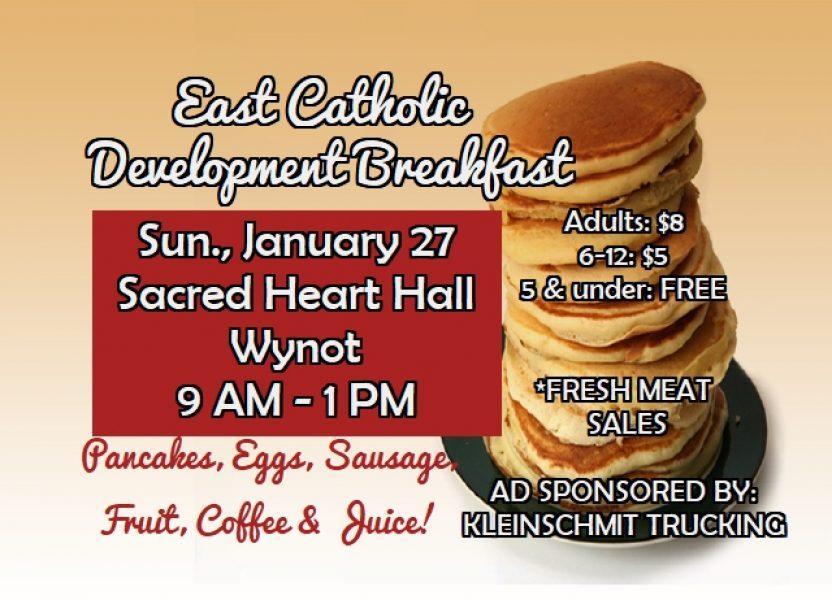 East Catholic Breakfast